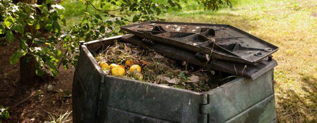 home composting vs. industrial composting